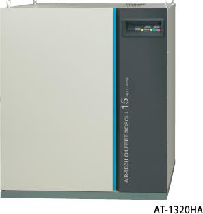 Silent compressors (High pressure specification)
