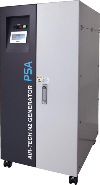 PSA series High purity nitrogen gas generators with built-in compressors